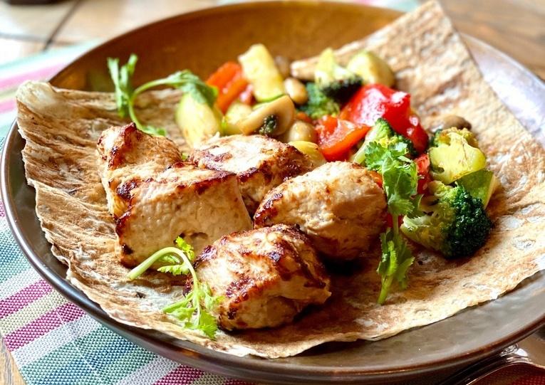 Сезонные блюда в «Цыцыла»