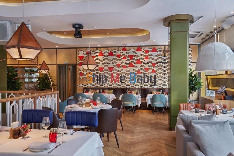 Ресторан «Магадан», интерьер