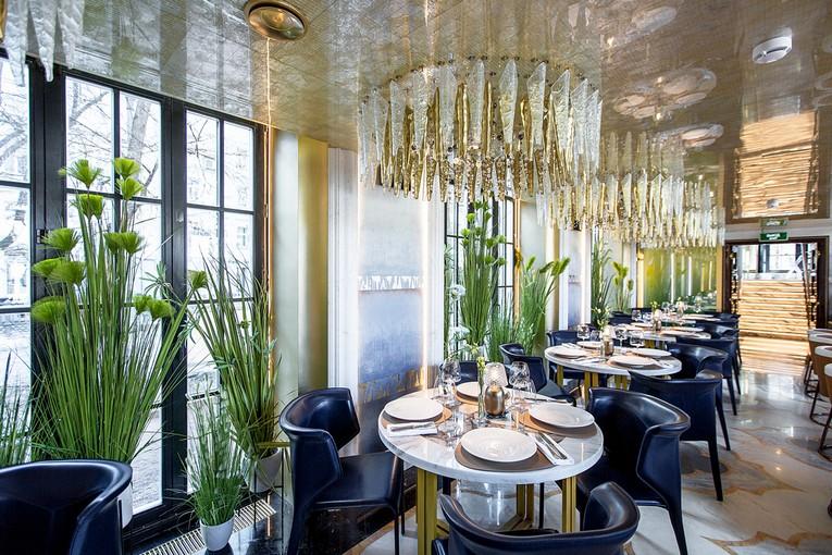 В Москве на Патриарших прудах открылся ресторан «Павильон. Пруд. Патрики»