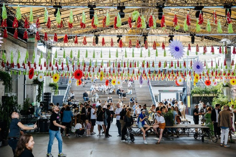 Открытие Tartar Week на Jameson Yard в Strelka Bar