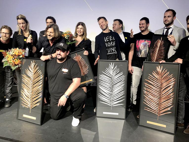 Итоги международной премии PALME D'OR 2019