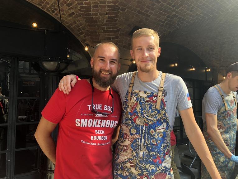 Smoke BBQ приходит в Москву