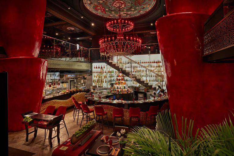 Александр Раппопорт перезапустил легендарный ресторан Black Thai