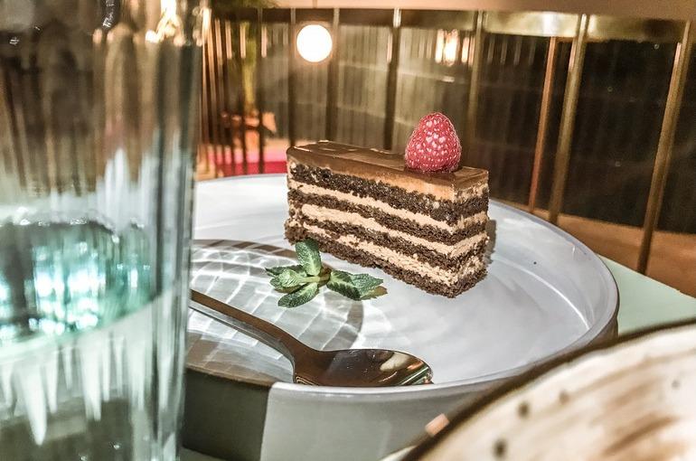Шоколадный десерт «Новая Прага»