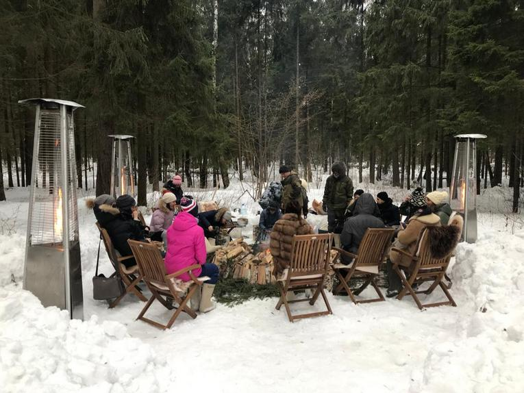 Зимний «Дикий ужин» от ресторана Björn