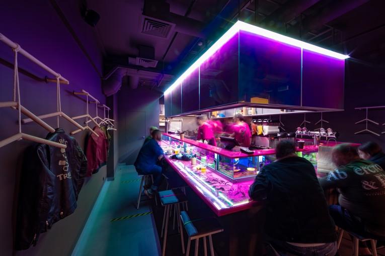 Гёдза Мазая — гёдзочная, где в основе меню гёдза в трех вариантах приготовления