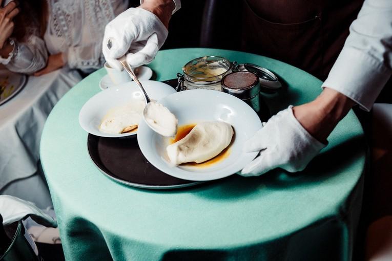 Завтраки в ресторане Assunta Madre