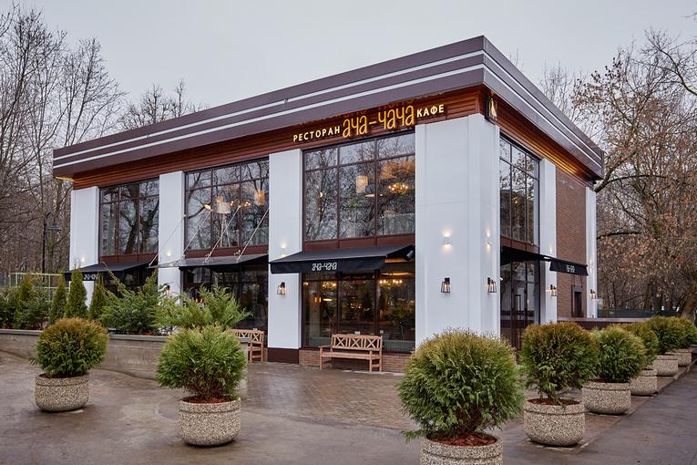 На Войковской открылся самый большой ресторан сети «Ача-Чача»