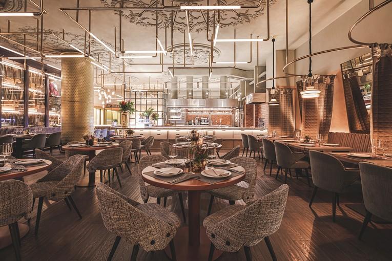 Ресторанная премия «Пальмовая ветвь 2020»