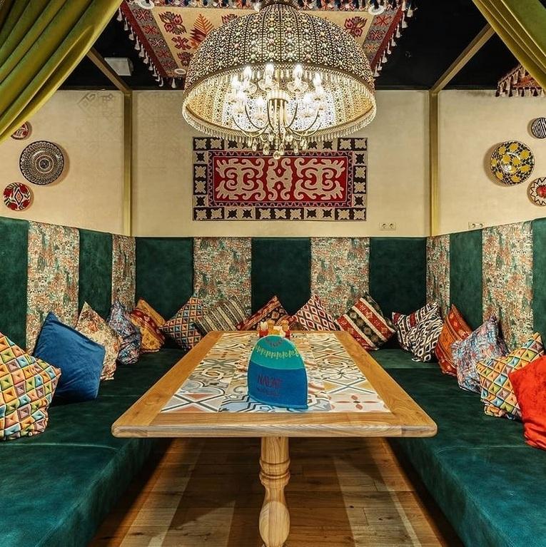 Сеть чайхан из Киргизии и Казахстана — открытие в Москве