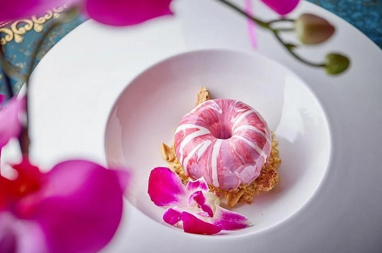 Арахисовый десерт