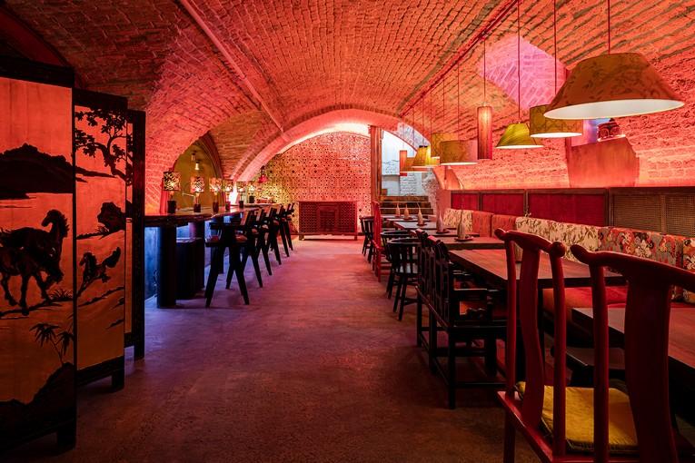 Merlion bar — новое место на гастрономической карте Москвы