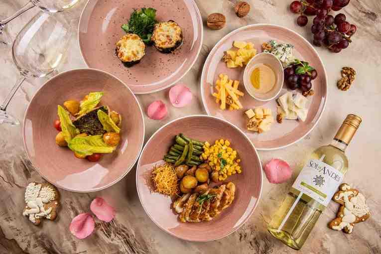Романтические дни в Restaurants by Crocus Group