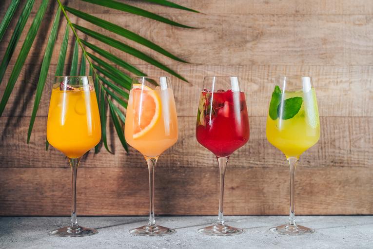 Tutta la vita встречает лето целой коллекцией лимонадов и физзов