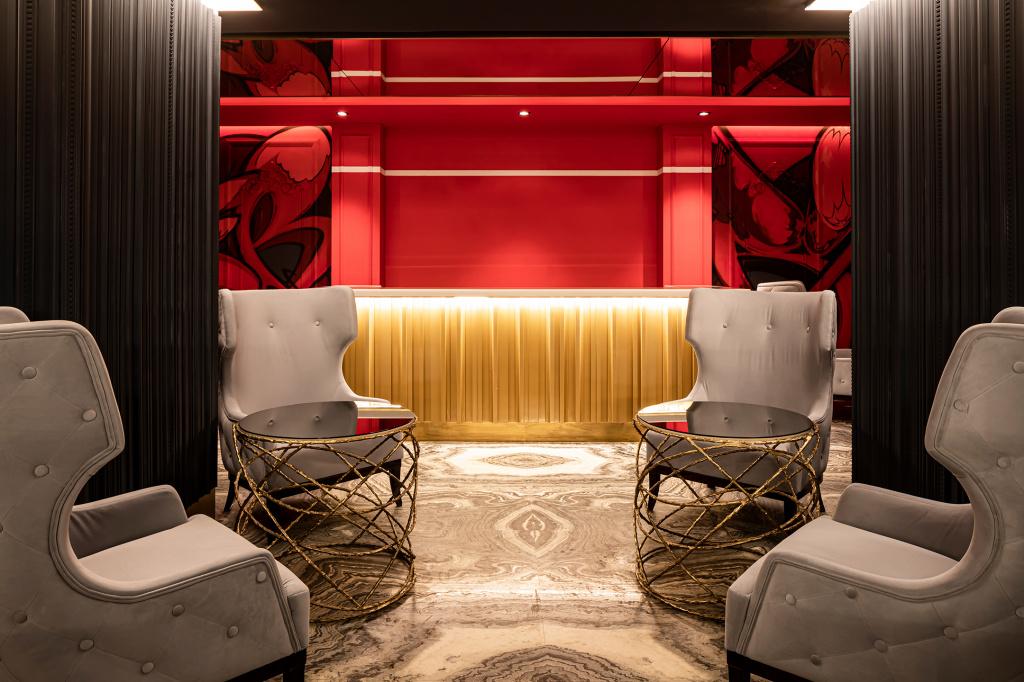 Maze - ресторан формата aMAZing с тремя уровнями впечатлений