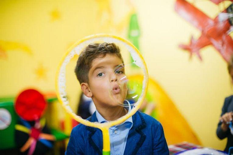 Международный день защиты детей, ресторан Шинок
