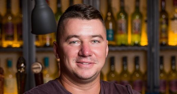 Сергей Шацкий - бар-менеджер ресторана Brisket bbq