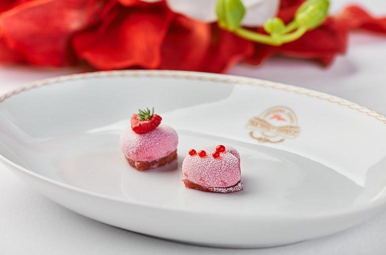 14 февраля, ресторан Ласточка