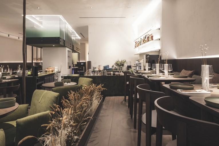 Новый ресторан Л.Е.С.