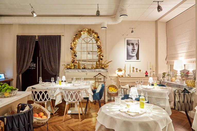 День Рождения ресторана Iliadis